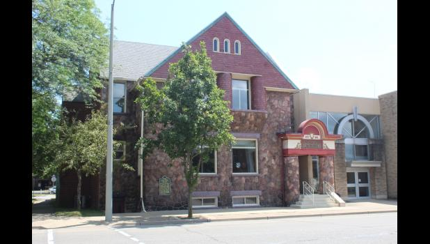 COMMERCIAL-NEWS | ROBERT TOMLINSON - Pictured is the Carnegie Center for the Arts in Three Rivers in July. The Three Rivers Woman's Club will be seeking an exit from the Carnegie after a new lease agreement with the CCA fell through last week, according to City Manager Joe Bippus.