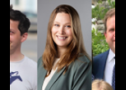 Photos provided - (From left to right) Republican Steve Carra, Democrat Amy East and write-in candidate Jack Coleman are the three candidates running for the 59th District in the Michigan House of Representatives in the November 2020 election.