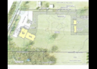 Photo provided - Pictured is the preliminary site plan of the proposed Nottawa Gas location on M-60 in Park Township, detailed in the re-zoning application submitted by Nottawa Gas to Park Township officials. On Tuesday, Nottawa Gas withdrew their re-zoning request with the Park Township Planning Commission.