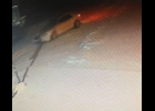 PHOTO COURTESY MICHIGAN STATE POLICE – A surveillance photo from Klinger Lake Country Club in White Pigeon Township shows a white sedan that Michigan State Police say belongs to the suspect in a gas larceny at the club.